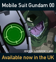 Mobile Suit Gundam OO Available now in UK
