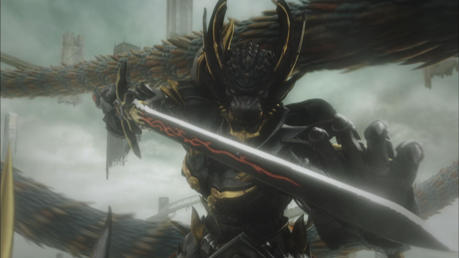 呀<KIBA>~暗黒騎士鎧伝~