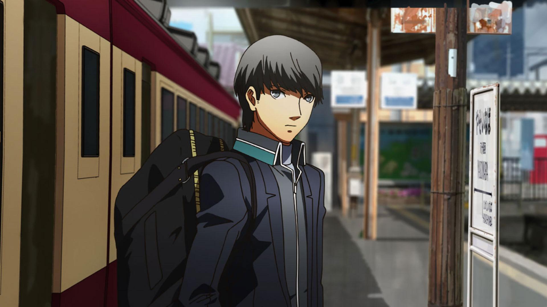 TVアニメ「ペルソナ4」