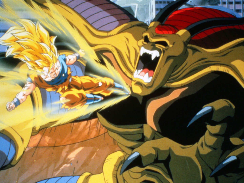 ドラゴンボールZ 龍拳爆発!!悟空がやらねば誰がやる