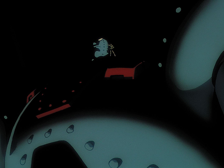 ジャイアント・ロボ THE ANIMATION 地球が静止する日