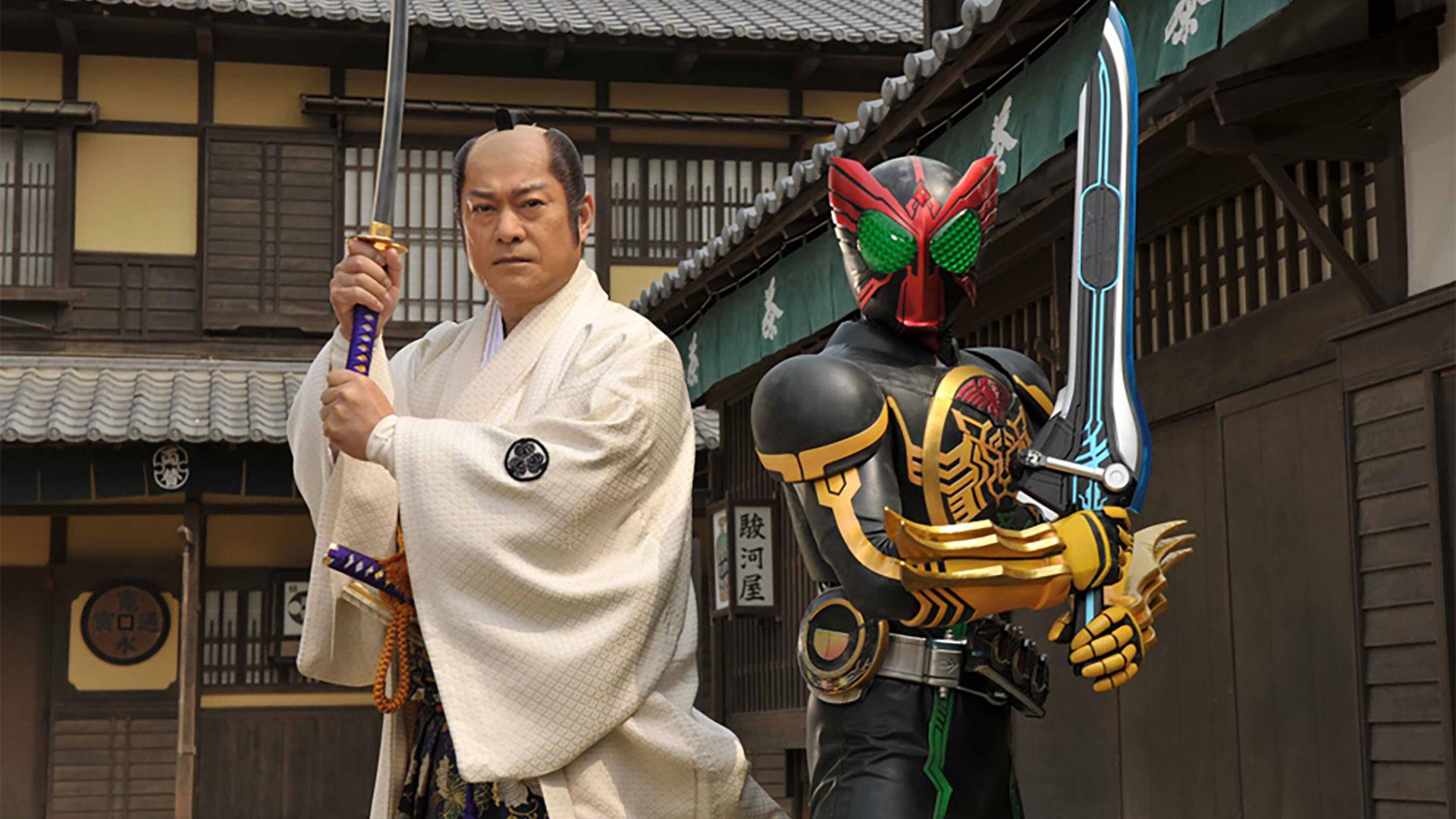劇場版 仮面ライダーオーズ WONDERFUL 将軍と21のコアメダル
