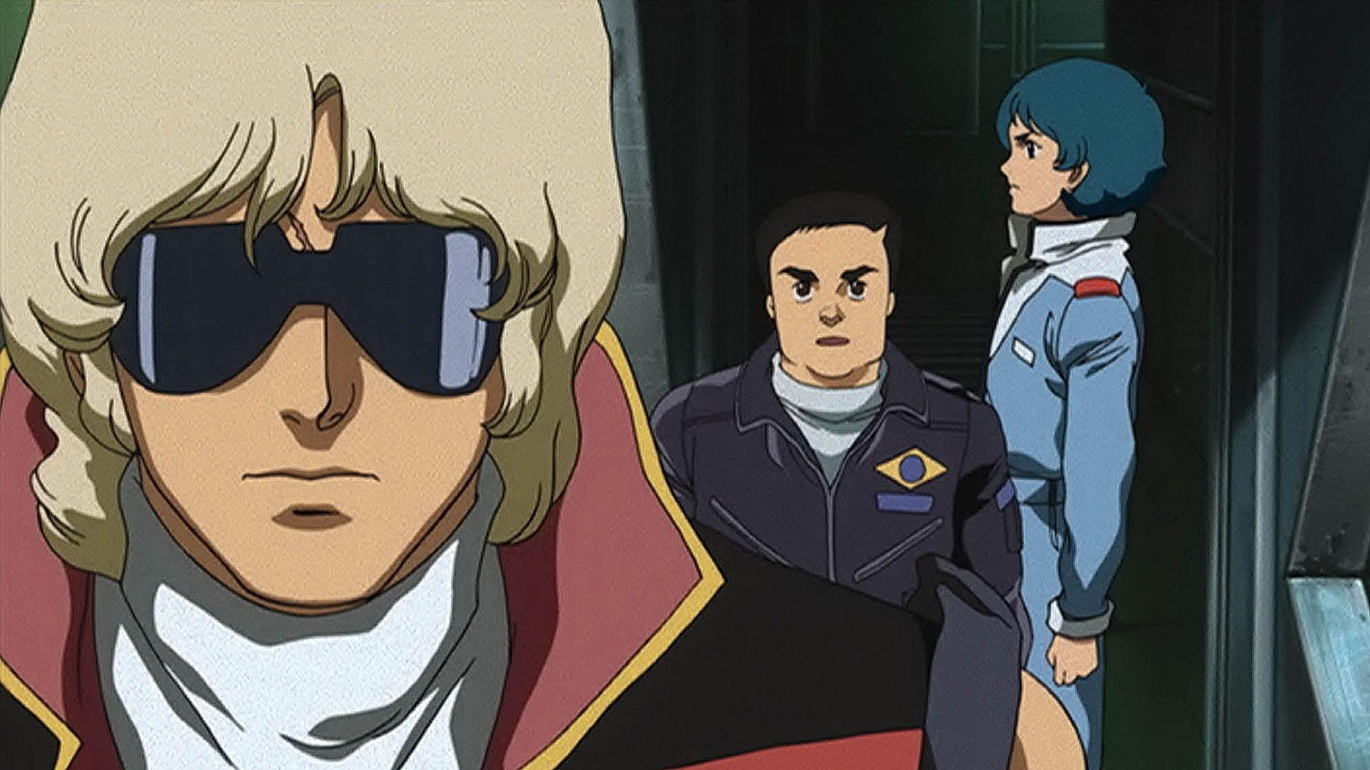 機動戦士Ζガンダム -星を継ぐ者-