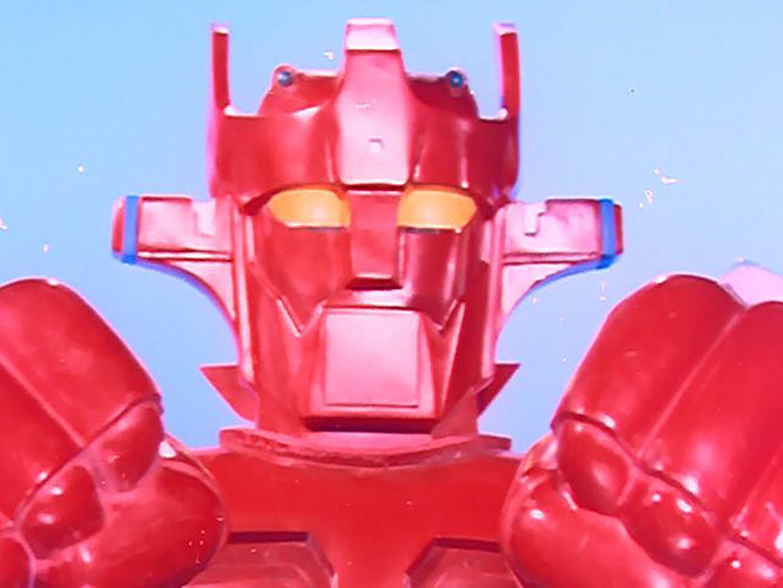 スーパーロボット マッハバロン