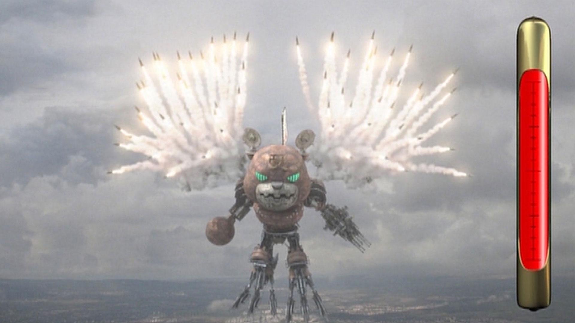 秘密結社 鷹の爪  THE MOVIE III ~http://鷹の爪.jpは永遠に~