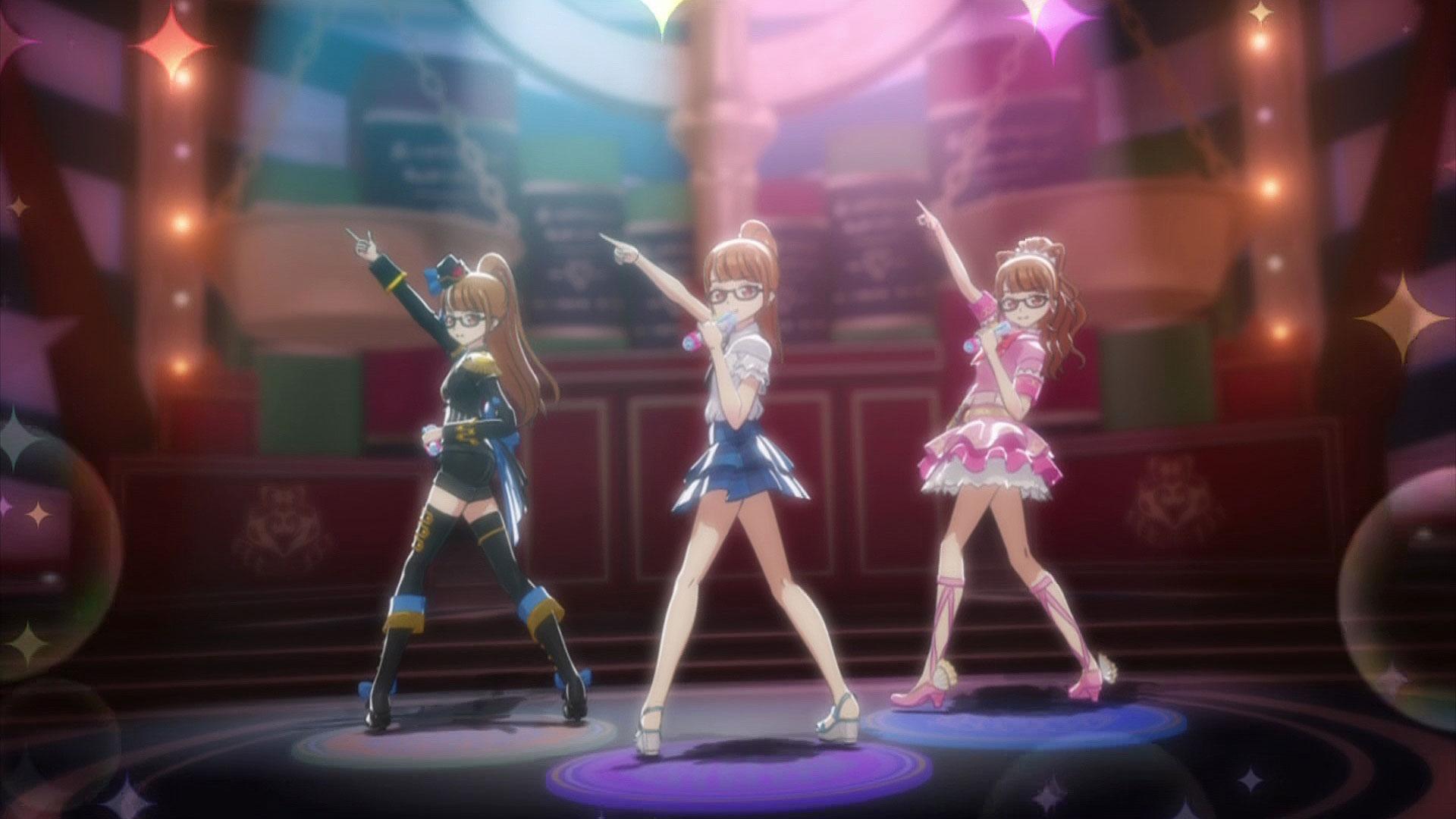 劇場版プリパラ み〜んなでかがやけ!キラリン☆スターライブ! みれぃのコース